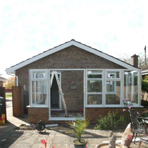 Bespoke Lean to installation guide