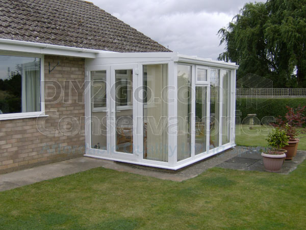 Diy Conservatory Lean To Conservatories Diy Conservatories