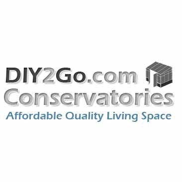 Edwardian double hipped infill panel DIY Conservatory 4000mm (d) x 5000mm (w)