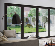 WarmCore Bi-Fold Doors