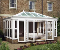 WarmCore Bi-Fold Conservatories