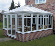 Edwardian Hipped Conservatories