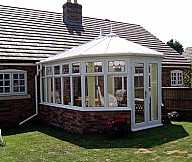 Victorian Hipped Conservatories