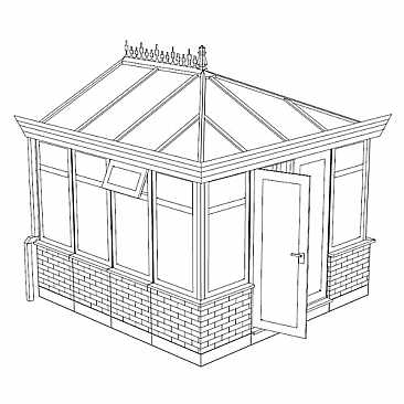 Orangery Steel Base System