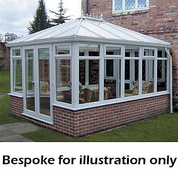 how to build a conservatory base and dwarf wall