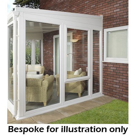 Bespoke LEan to Conservatory