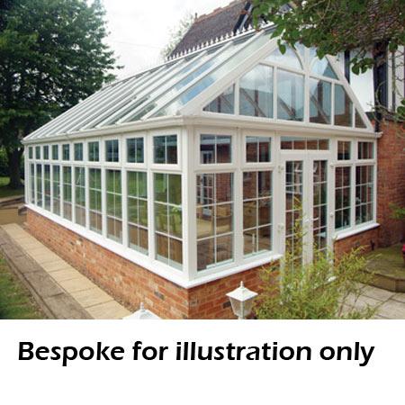 Bespoke Pavilion Conservatory