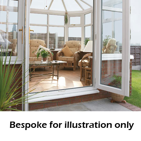 Bespoke Victorian Double Hipped Conservatory