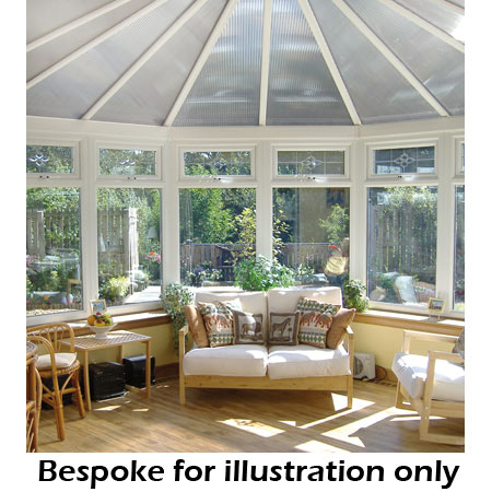 Bespoke Victorian Conservatory