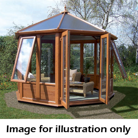 Coniston PVCu Garden Room
