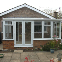 Mr Bryer Testomonial - Lean to Dwarf Wall Diy Conservatory