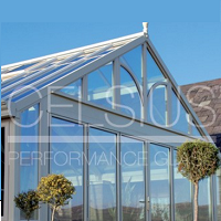 Why choose Celsius glass for your DIY Conservatory?
