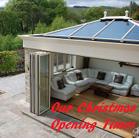 Merry Christmas to our DIY conservatory customers