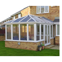 Adding a conservatory to a rental property