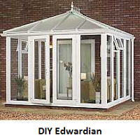 Edwardian DIY Conservatories - Installation
