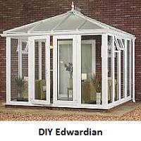 Edwardian DIY Conservatories - Installation