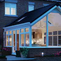 Solid Roof DIY Conservatories
