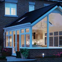 Finishing elements for you new diy conservatory extension