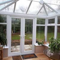 Mr & Mrs Dexter- Double Hipped Edwardian DIY Conservatory