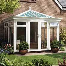 Capella Bespoke Glass to Ground DIY Orangery 4500mm (d) x 5000mm (w)
