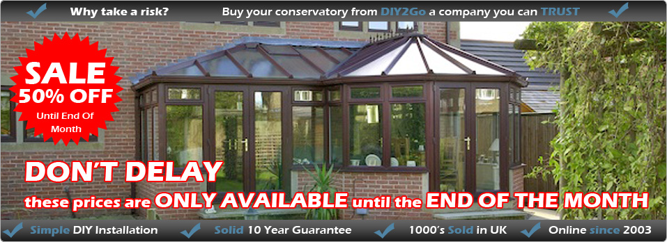 Diy Conservatories Self Build Conservatory Steel Base Uk Price